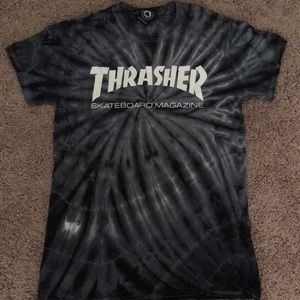 Tie Dye Thrasher Shirt